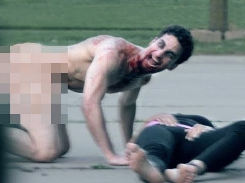 Bath Salts  Zombie  Drug This video contains graphic images
