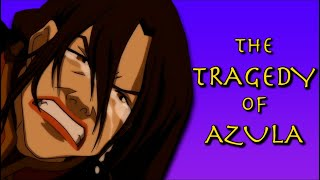 Avatar Book Three - The Tragic Fall of Azula