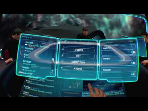 Star Trek Bridge Crew Standard Protocol