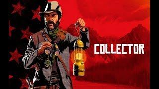 Red Dead Online - приключения коллекционера, часть 3 (БМ)