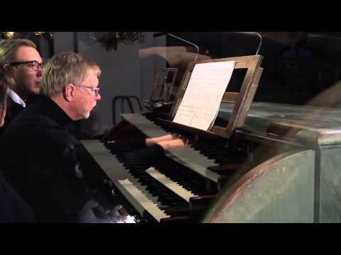 Otto Olsson - Organ Symphony no 1 E flat major
