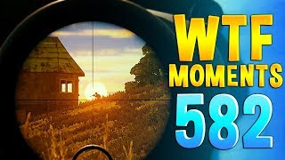 PUBG WTF Funny Daily Moments Highlights Ep 582