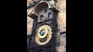프라하 천문시계탑