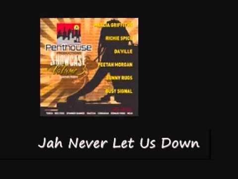 Richie Spice Jah Never Let Us Down Automatic Riddim