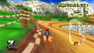Mario Kart Wii PC Gameplay