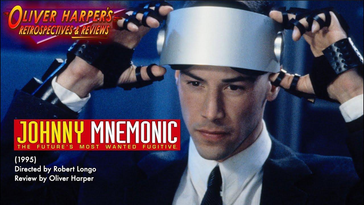 Download Johnny Mnemonic (1995) Retrospective / Review