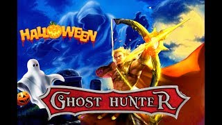 When the hunter strayed into the cemetery, The best halloween game. Ghost hunting