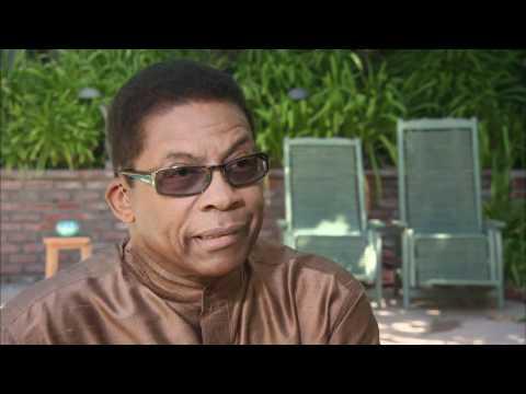 Musical Legend Herbie Hancock Fuses Jazz, Global Rhythms