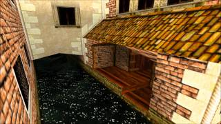 Tomb Raider 2 Venice Walkthrough HD
