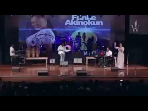Download Funke Akinokun - Praising God in Different Languages