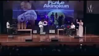 Funke Akinokun - Praising God in Different Languages