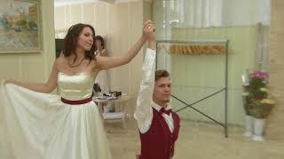 короткий ролик для друзей свадьба Серёжи и Марии