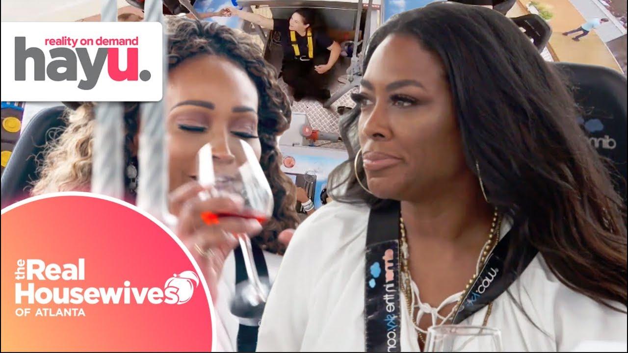Download Kenya's 100 Feet Tall Shade | Season 12 | Real Housewives of Atlanta