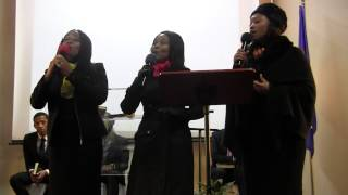 He is worthy to be praised medley by Thoriso Trio SDA