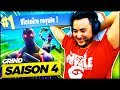 ON TRYHARD LA NOUVELLE SAISON ! (18Kills) ► FORTNITE