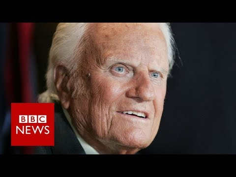 Billy Graham: A 20th Century evangelist  BBC News