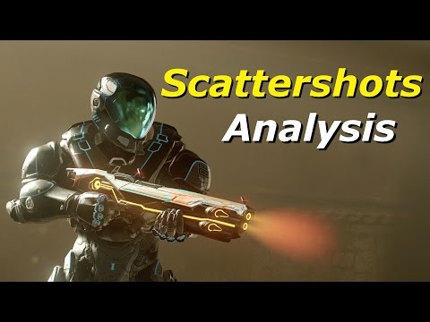Halo 5 | Scattershots Analysis