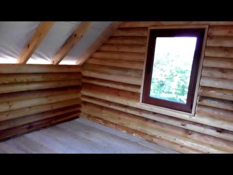 Деревянный дом второй этаж woodenhouse com ua