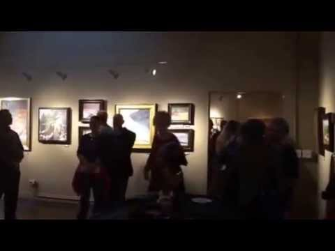 2014 American Impressionist  Society Exhibition
