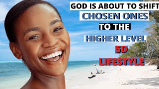 The chosen ones don't kฑow that God is about to shift them to the higher level  God's message