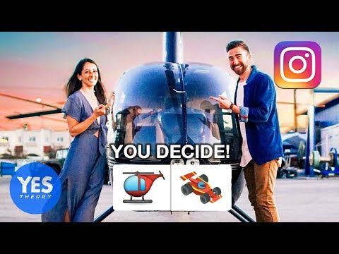 INSTAGRAM FOLLOWERS CONTROL A BLIND DATE! (Sent them to Mexico!!)