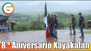 8º Aniversario Policía Comunitaria de Xayakalan #Michoacán