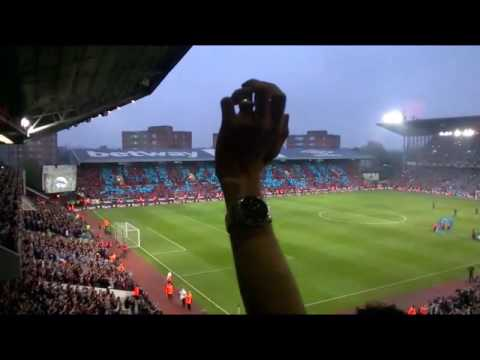 Last Ever Bubbles Song at West Ham United
