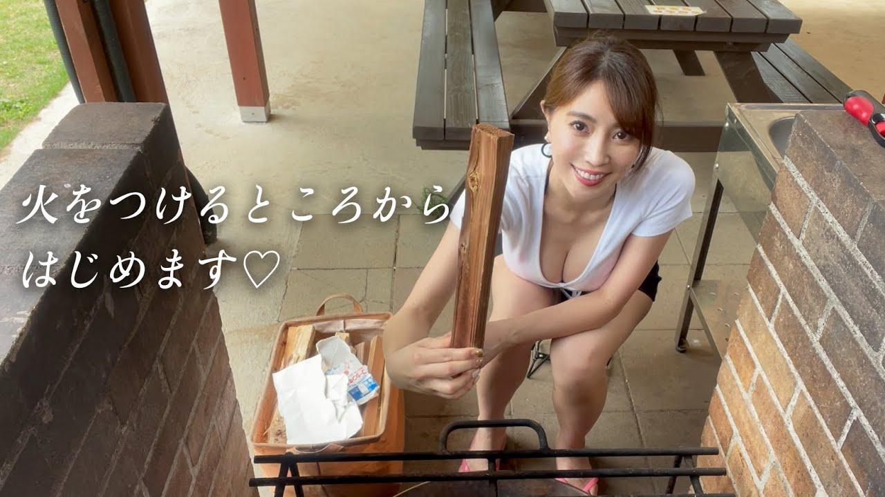 """ゆるり20分キャンプ飯!今回はブイヤベース♡ The Camp Cooking """"Bouillabaisse"""""""