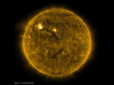 Solar Time lapse; May 20th - July 8th 2010