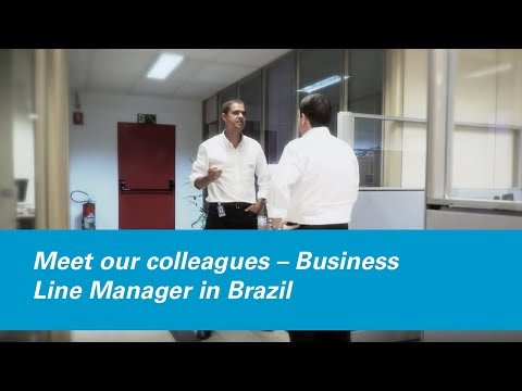 Meet our colleagues – Business Line Manager in Brazil