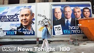 Israelis Head To The Polls With A Choice: Right Or Righter (HBO)