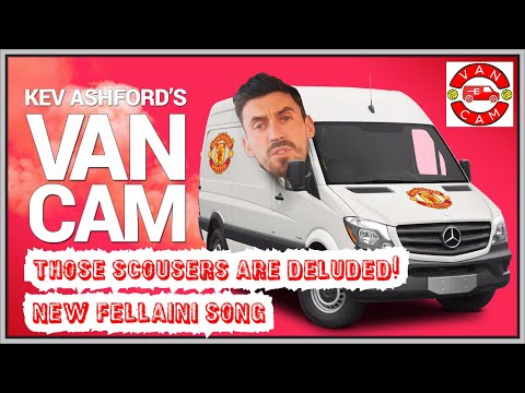 VanCam: Deluded Scousers 🐀 | City Fan Dressed as Shark? | New Fellaini Song | W@nker of the Week |