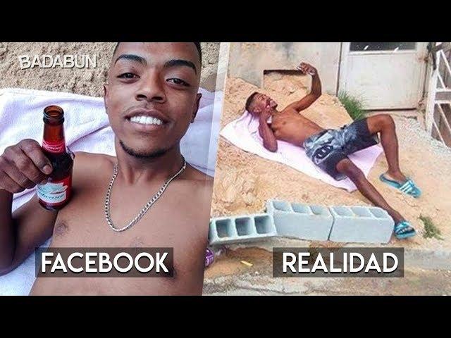 Fotos que prueban que la vida de lujos en facebook es falsa