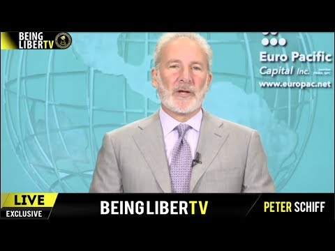 Peter Schiff 2017: Trump, Bitcoin and Dollar Collapse