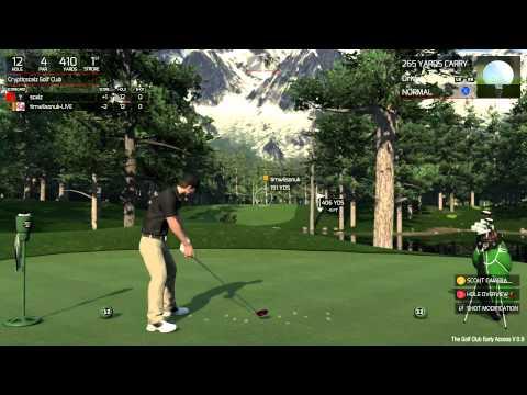 The Golf Club Part 18: Crypticscalz Golf Course
