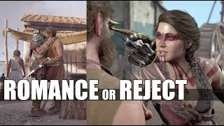 The Supideo Saga & Romance or Reject Kosta (All Choices) - Assassin's Creed Odyssey