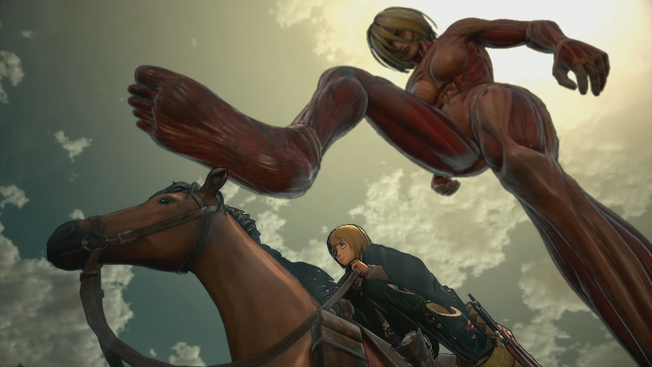 El Titan Que Traicionó A La Humanidad | Attack On Titan ...