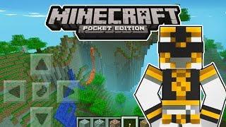 My First Minecraft PE Livestream