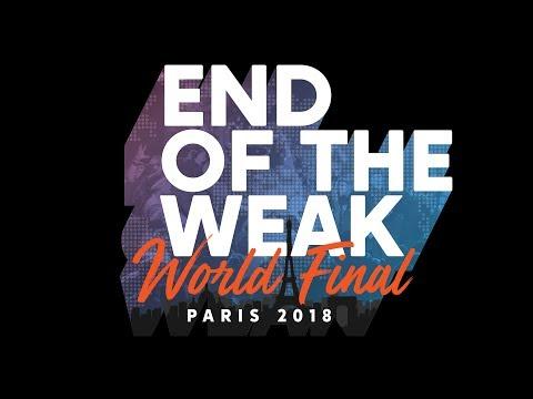 EOW World Finals Paris 2018 @La Place