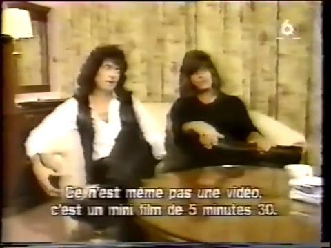Ritchie Blackmore & Joe Lynn Turner interview