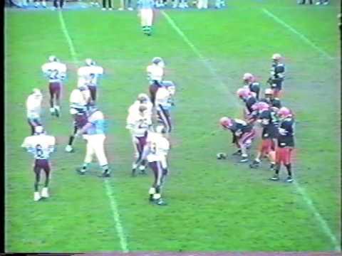 1993 Muskegon Big Reds vs Grand Rapids Ottawa Hills (Game 4)