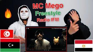 Rap Heure S2 : MC Mego : Freestyle كاسح من ليبيا / Egyptian Reaction 🇱🇾 🇹🇳