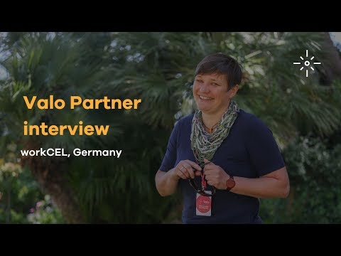 Interview von der Valo Partner-Summit 2018
