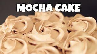 How to Make the Best Mocha Cake Ever | Tastemade Staff Picks