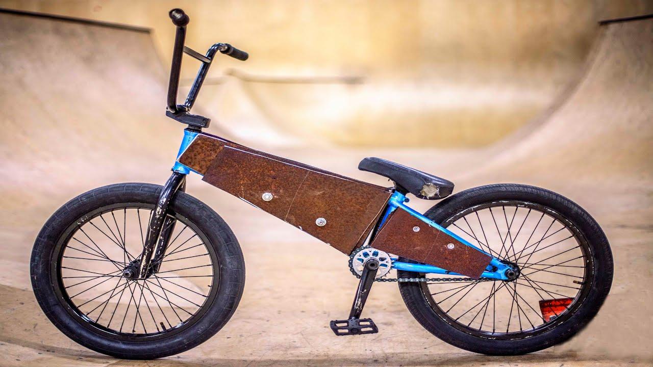 WORLDS HEAVIEST BMX BIKE
