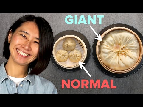 How to Make a Giant Soup Dumpling with Rie