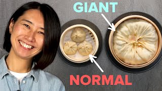 Here's How To Make Rie's Giant Soup Dumpling