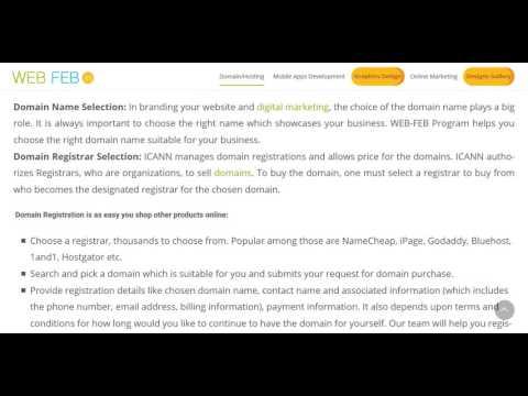 Cheap Domain Registration | Domain Registration in Bangalore