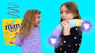 MAGIC BANANA   Transforma dulciurile in FRUCTE   Candy Story