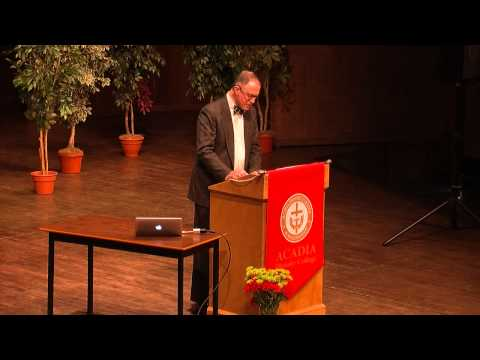 Simpson 2014 lecture 1: Dr. Scott Gibson